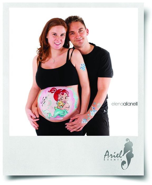 Servizio fotografico gravidanza_