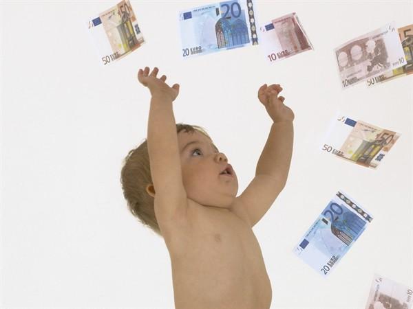 Quanto costa crescere un bimbo